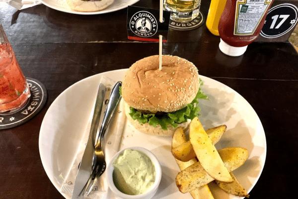 O Alquimista Burger